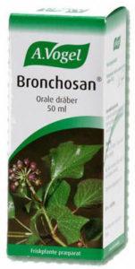 Bronchosan bruges mod slimet hoste