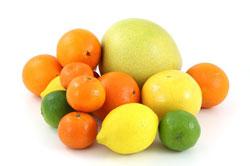 Citrusolie stammer fra citrusfrugter