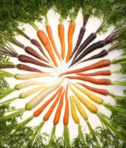 25 cl gulerodsjuice indeholder den samme næring som 3 store gulerødder