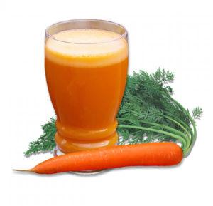 Juice og saft er sundt
